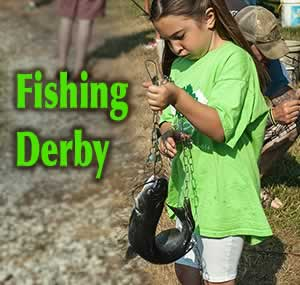 Fishing Derby at the Park