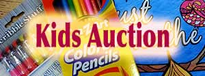 Kids Auction at the Park