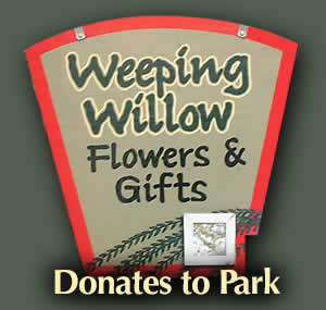 Weeping Willow Donates to Park