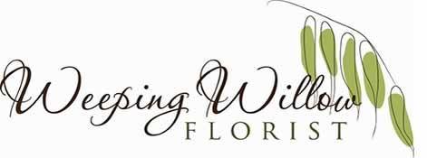 Weeping Willow Florist Logo