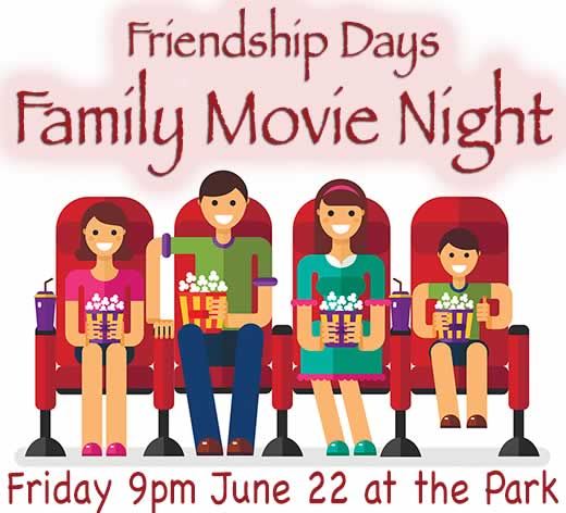 Family Movie night at the Park