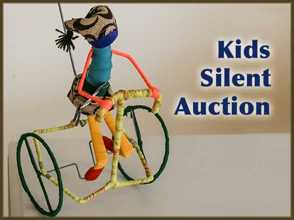 Kids Silent Auction
