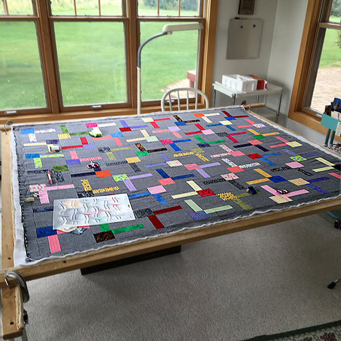 2020 Friendship Days Quilt