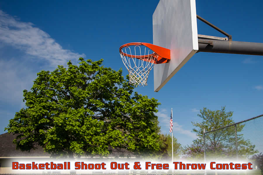 Basketball Shoot Out & Free Throw Contest