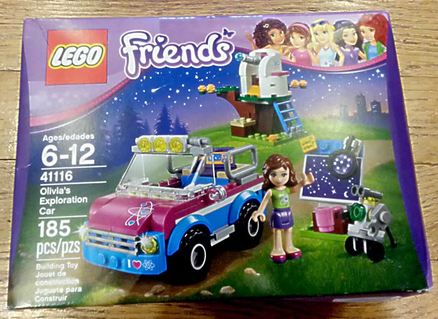 Friends Lego